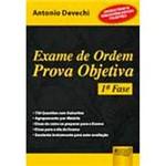 Livro - Exame de Ordem - Prova Objetiva - 1ª Fase