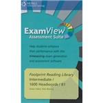 Livro - ExamView Assessment Suite - Footprint Reading Library Intermediate 1600 Headwords B1(British English)