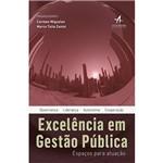 Livro - Excelência em Gestão Pública