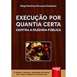 Livro - Execução por Quantia Certa Contra a Fazenda Pública