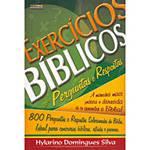 Livro - Exercícios Bíblicos em Perguntas e Respostas