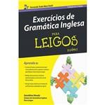 Livro - Exercícios de Gramática Inglesa para Leigos