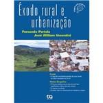 Livro - Exodo Rural e Urbanizacao