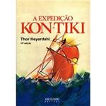 Livro - Expedição Kon-Tiki - 8000 Km Numa Jangada Através do Pacífico