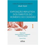 Livro - Exposição Refletida dos Direitos do Homem e do Cidadão