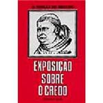 Livro - Exposição Sobre o Credo