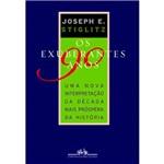 Livro - Exuberantes Anos 90, os