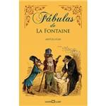 Livro - Fábulas de La Fontaine