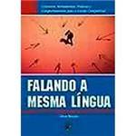 Livro - Falando a Mesma Língua