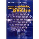 Livro - Falando de Ciência, Contrastes e Poesia