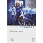 Livro - Família e Gerações
