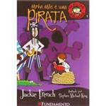 Livro - Familia Maluca: Minha Mãe é uma Pirata