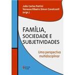 Livro - Família, Sociedade e Subjetividades