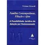 Livro - Famílias Comtemporâneas, Filiação e Afeto