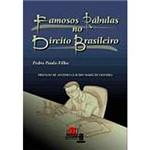 Livro - Famosos Rábulas no Direito Brasileiro