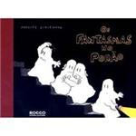 Livro - Fantasmas no Porão, os