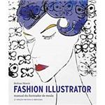 Livro - Fashion Illustrator