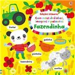 Livro - Fazendinha: com Meus Dedinhos, Imagens e Palavras
