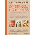 Livro - Feito em Casa: Conservas e Compotas