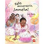 Livro - Feliz Aniversário, Jamela!