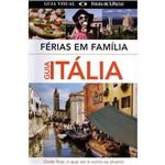 Livro - Ferias em Familia Guia Itália