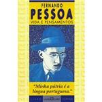 Livro - Fernando Pessoa - Vida e Pensamentos