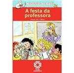 Livro - Festa da Professora, a