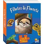 Livro - Filhotes da Floresta (Janelinhas de Animais)