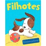 Livro - Filhotes: Primeiras Palavras