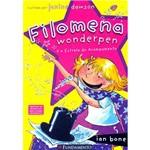 Livro - Filomena 3 - Filomena Wonderpen é a Estrela do Acampamento