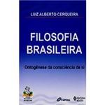 Livro - Filosofia Brasil: Ontogênese da Consciência de Si