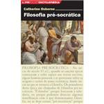 Livro - Filosofia Pré-Socrática
