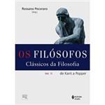Livro - Filósofos, os - de Kant a Popper