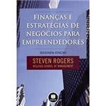 Livro - Finanças e Estratégias de Negócios para Empreendedores