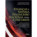 Livro - Finanças e Sistema Financeiro Nacional para Concursos
