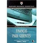 Livro - Finanças para Gerentes