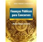 Livro - Finanças Públicas para Concursos - Teoria e 150 Questões com Gabarito