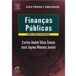 Livro - Finanças Públicas - Teoria e Mais de 350 Questões