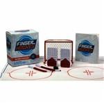 Livro - Finger Hockey: no Poke Checking!