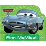 Livro - Finn McMíssil: Coleção Carros 2