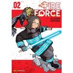 Livro - Fire Force