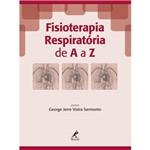 Livro - Fisioterapia Respiratória de a A Z - Sarmento