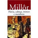 Livro - Flávia, Cabeça, Tronco e Membros