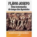 Livro - Flávio Josefo: uma Testemunha do Tempo dos Apóstolos