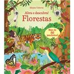 Livro - Florestas: Abra e Descubra!