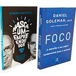 Livro - Foco + Nasce um Empreendedor