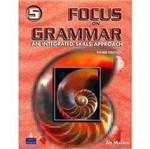 Livro - Focus On Grammar 5B - Split - Workbook