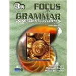 Livro - Focus On Grammar 3A - An Integrated Skills Approach