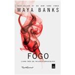 Livro - Fogo - Trilogia Breathless (Livro 3)