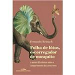 Livro - Folha de Lótus, Escorregador de Mosquito
